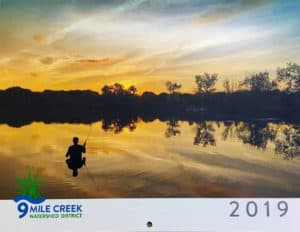 2019 Nine Mile Creek Cover Calendar Winner!